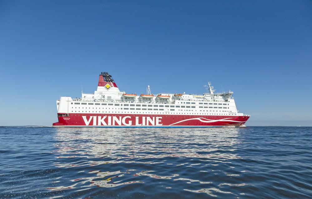 Viking Line reducerar trafiken ytterligare på grund av rådande läge https://t.co/weksaIClml https://t.co/M5GZUr02q4