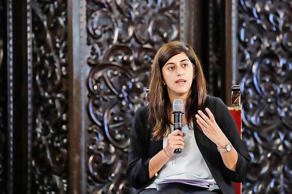 María Antonieta Alva, ministra de Economía y Finanzas. (Foto: El Peruano)