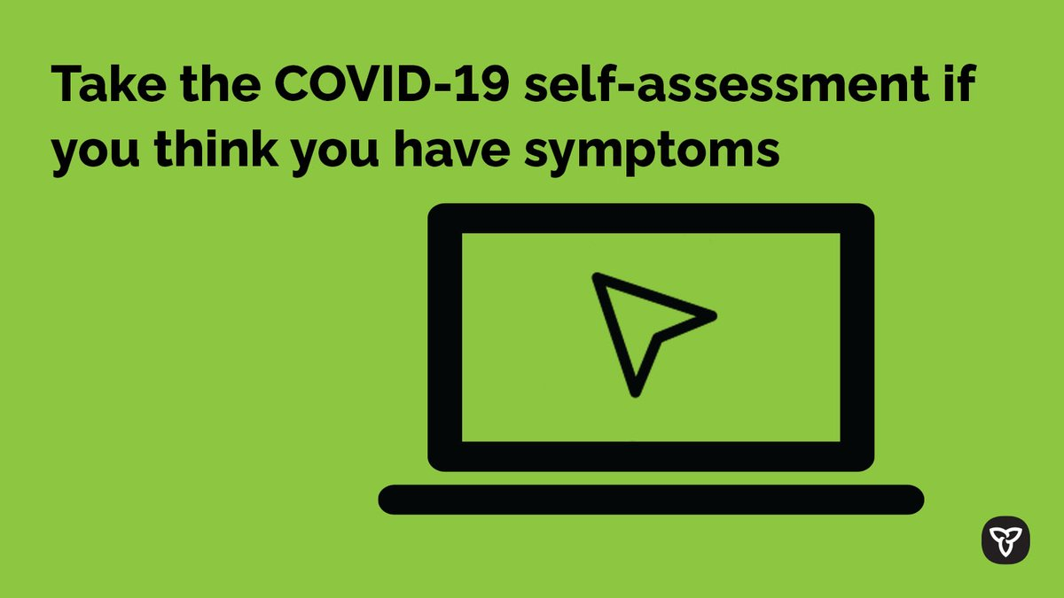 test Twitter Media - Take the 2019 novel #coronavirus (#COVID19ON) self-assessment if you think you have symptoms or have been in close contact with someone who has it. This will help you determine if you need to seek further care. https://t.co/eXQZRfEXtL #COVID2019 #CANADACOVID19 https://t.co/BHMHDFPhd4