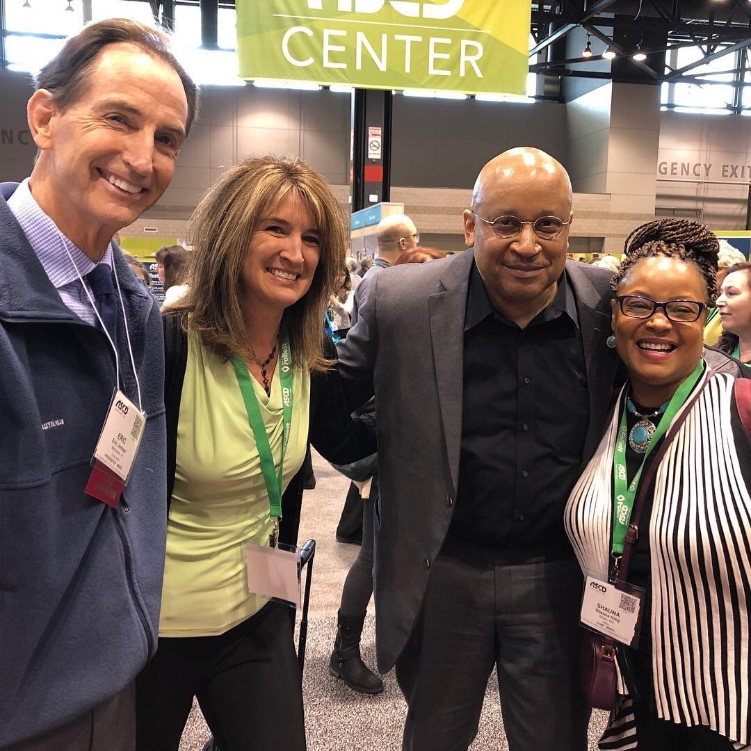 Although ASCD's #empower20 was cancelled, today I'm grateful for the colleagues that I connected with at last year's #empower19. Looking forward to #empower21 in Washington....Staying calm & careful #principalkafele #ascd #maximizelearning #jensenlearning https://t.co/SIf9LNUbpX