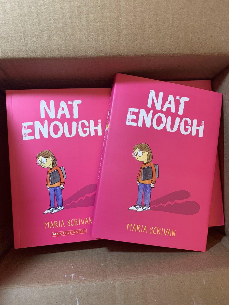 Nat Enough Scholastic