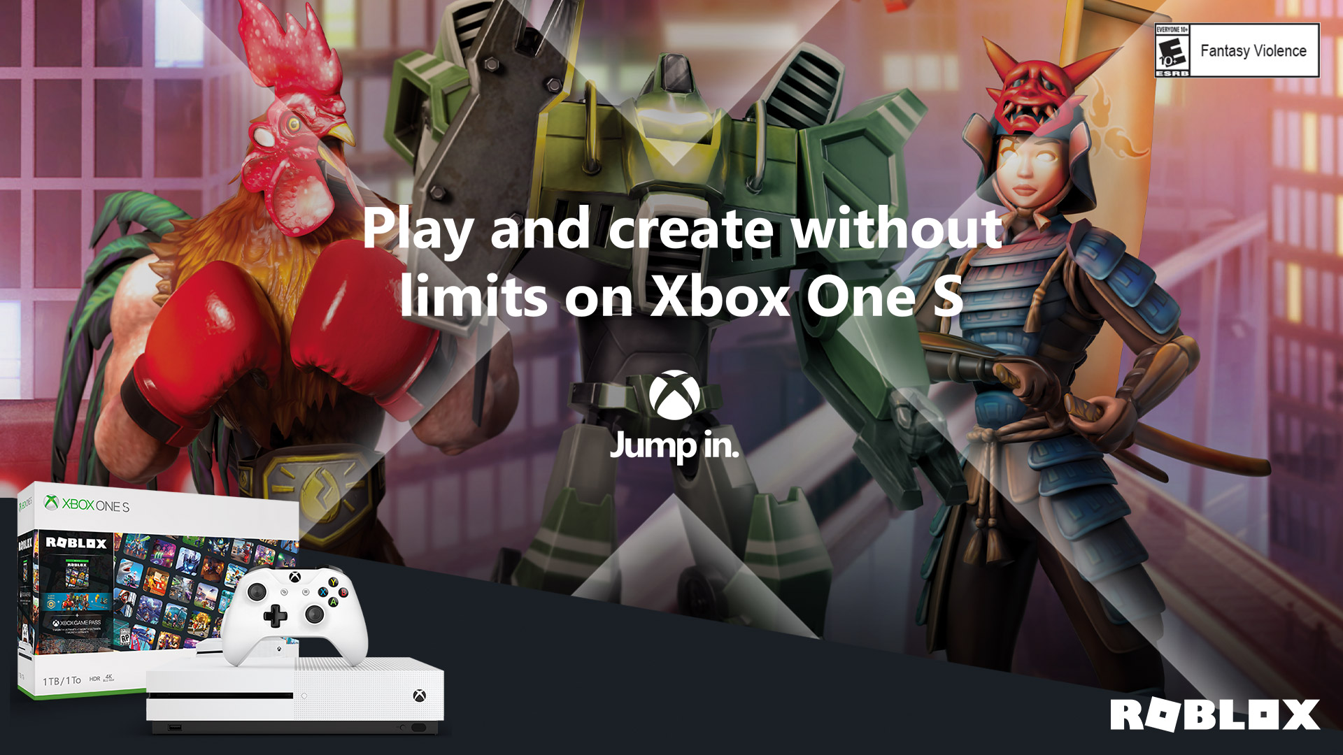 Xbox On Twitter If You Can Imagine It You Can Create It Build