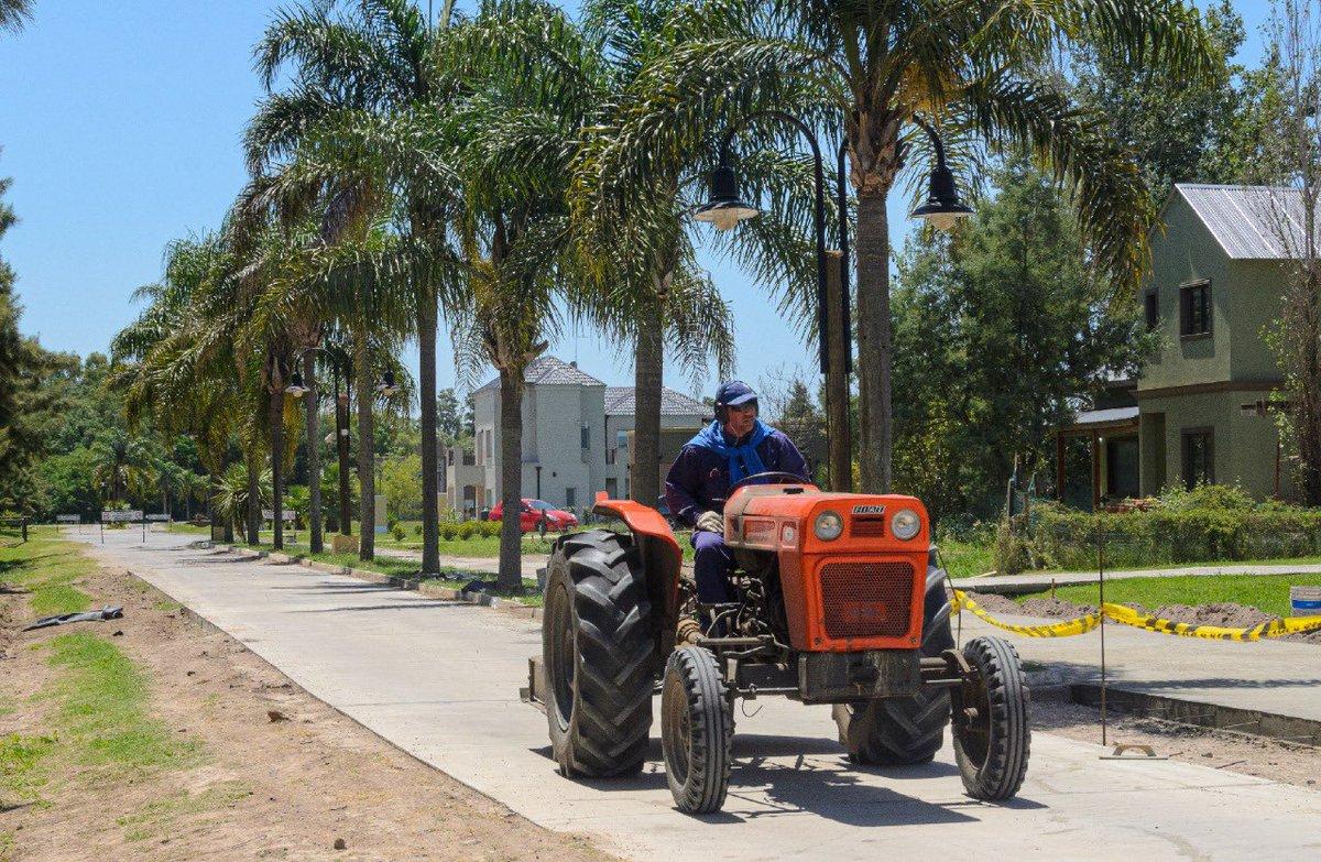 Avanzan las obras, avanza el barrio. Elegí vivir en La Magdalena, a sólo 30 minutos de Capital Federal.  #lamagdalena #canning #barrio #barriocerrado pic.twitter.com/a8gAAkTo7H