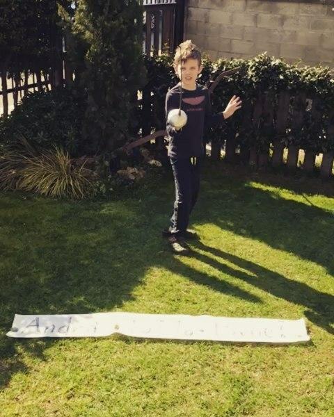 Altri video nei nostri fantastici ragazzi  Bravissimi... Continuate così  E BRAVO MATTE@federscherma #CUSPAVIA #IORESTOACASA #UNITI#ALLENAMENTO #FENCING #epee #fencinglife #fencingposts #fencinglove #insieme#andratuttobene #nostopfencing #r… https://ift.tt/2Qk2MRGpic.twitter.com/oRwz0hSnRB
