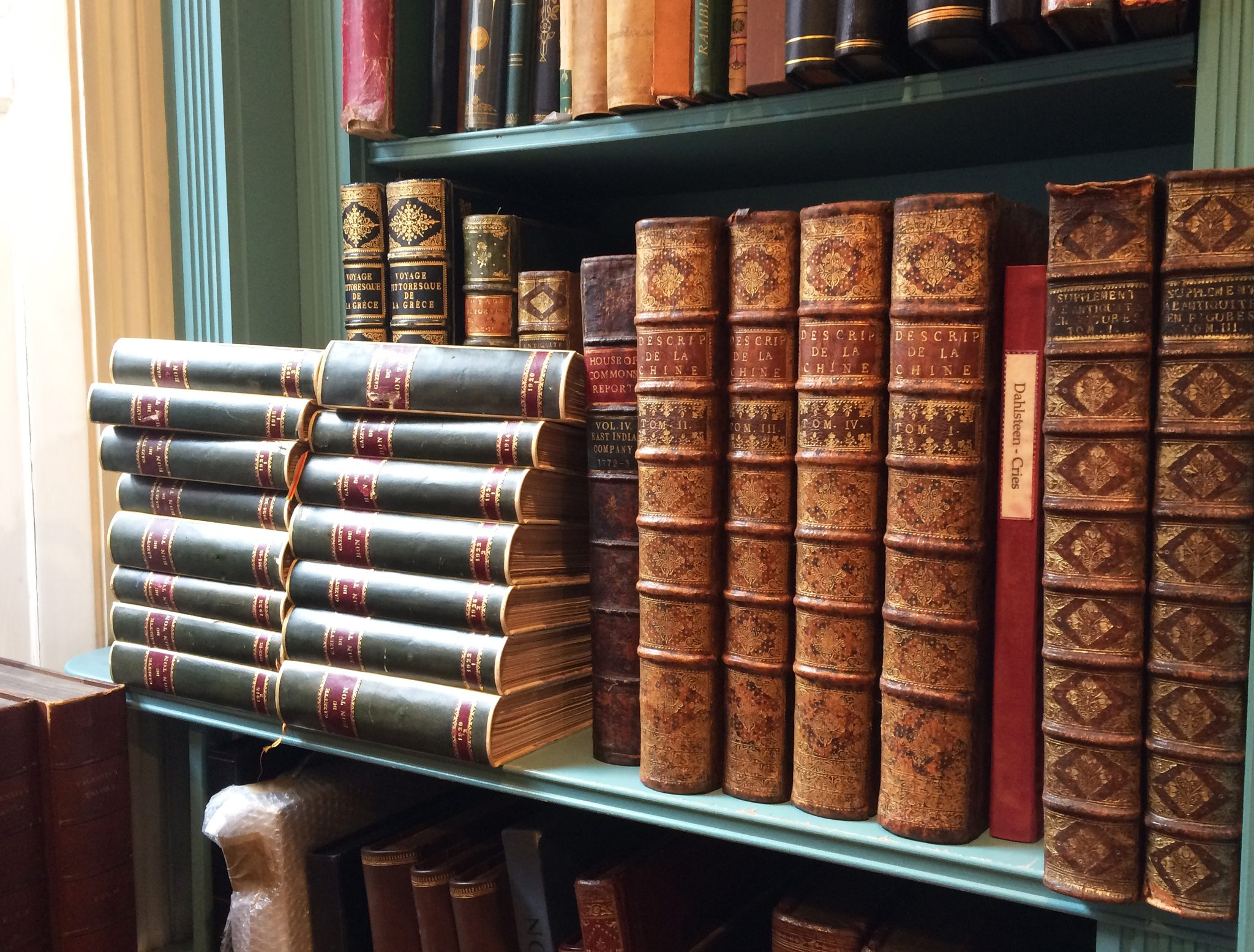 """Shapero Rare Books on Twitter: """"'Books are the quietest and most ..."""