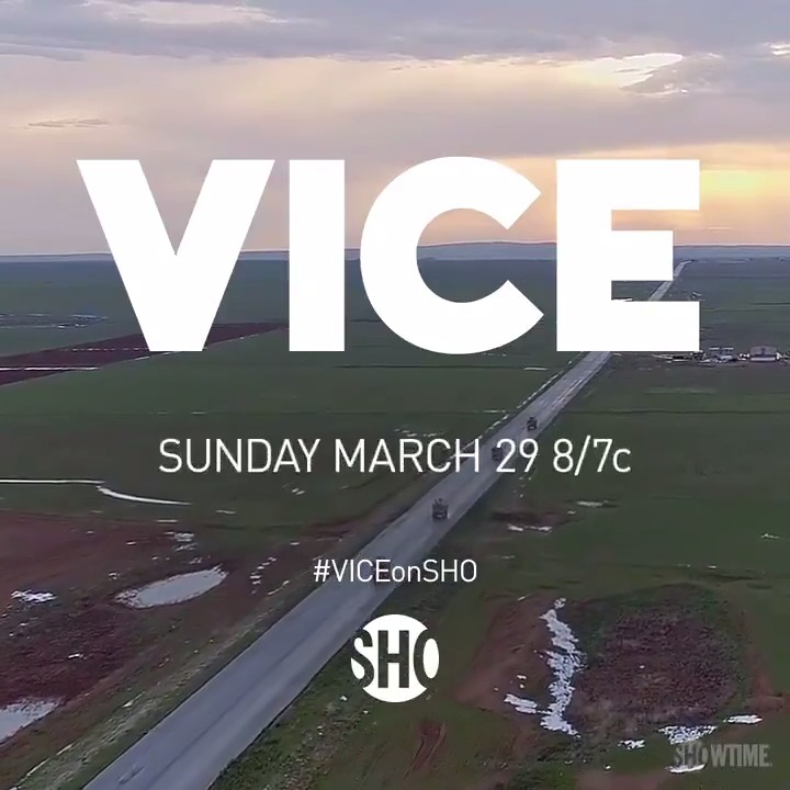 VICE's Emmy®-winning documentary series comes to SHOWTIME, delivering immersive reporting from the frontlines from all corners of the globe.   Tune into #VICEonSHO, Sunday, March 29 at 8 PM.