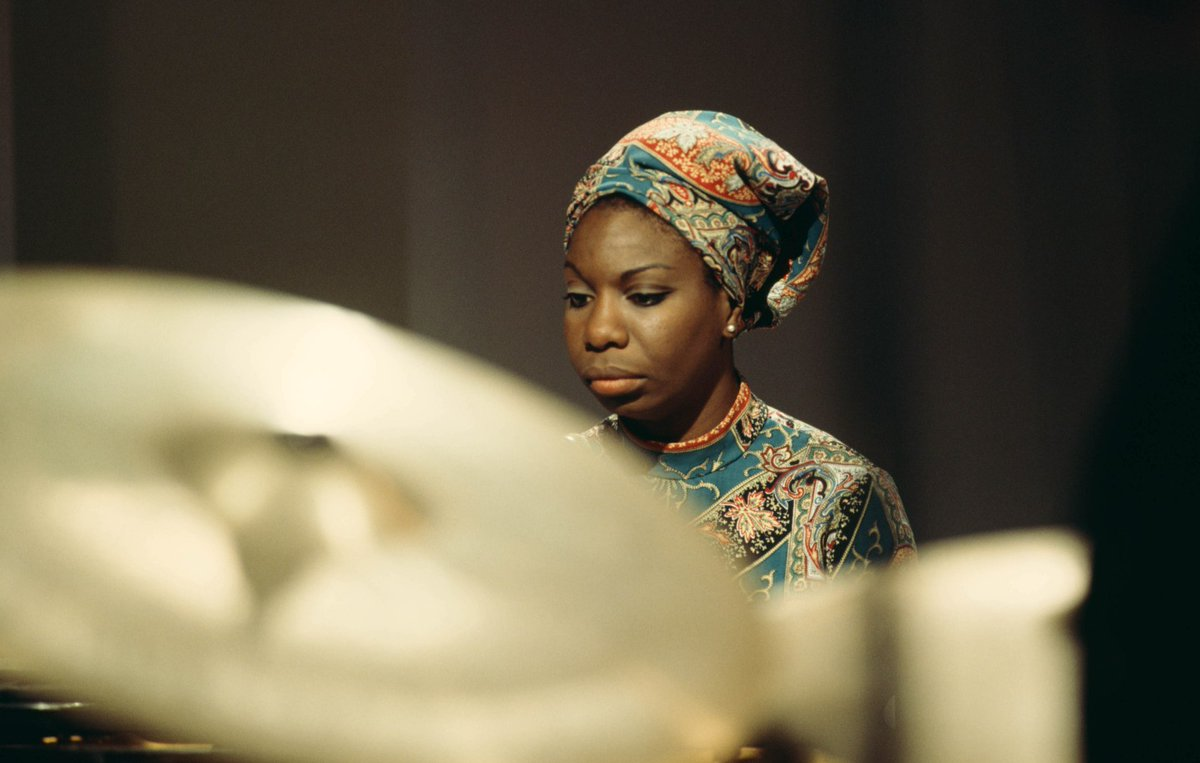 @ThatEricAlper's photo on Nina Simone