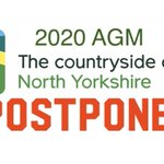 Image for the Tweet beginning: NOTICE OF THE POSTPONEMENT With the