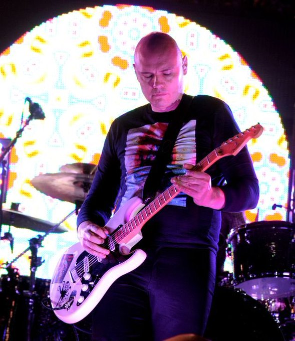 Happy Birthday to Billy Corgan !! From my favorite band of all time    Much love