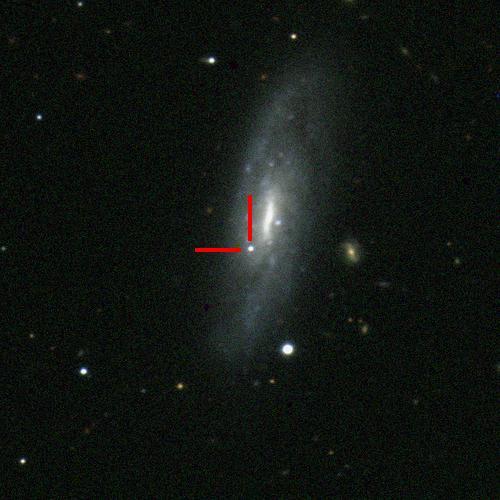 The LBV outburst 2019oet in LEDA70036, 70 million light years away. #ucsctransients #swopetelescope