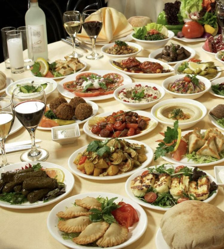 Dear #LebaneseDiaspora, remember the family lunches back home? Make it a weekly/monthly tradition. Buy ingredients, drinks online from #Lebanon (like http://buylebanese.com) or local importer (like http://samesa.ch in).This helps #Lebanon's exports. #BuyLebanesepic.twitter.com/qMi0e8yTVX