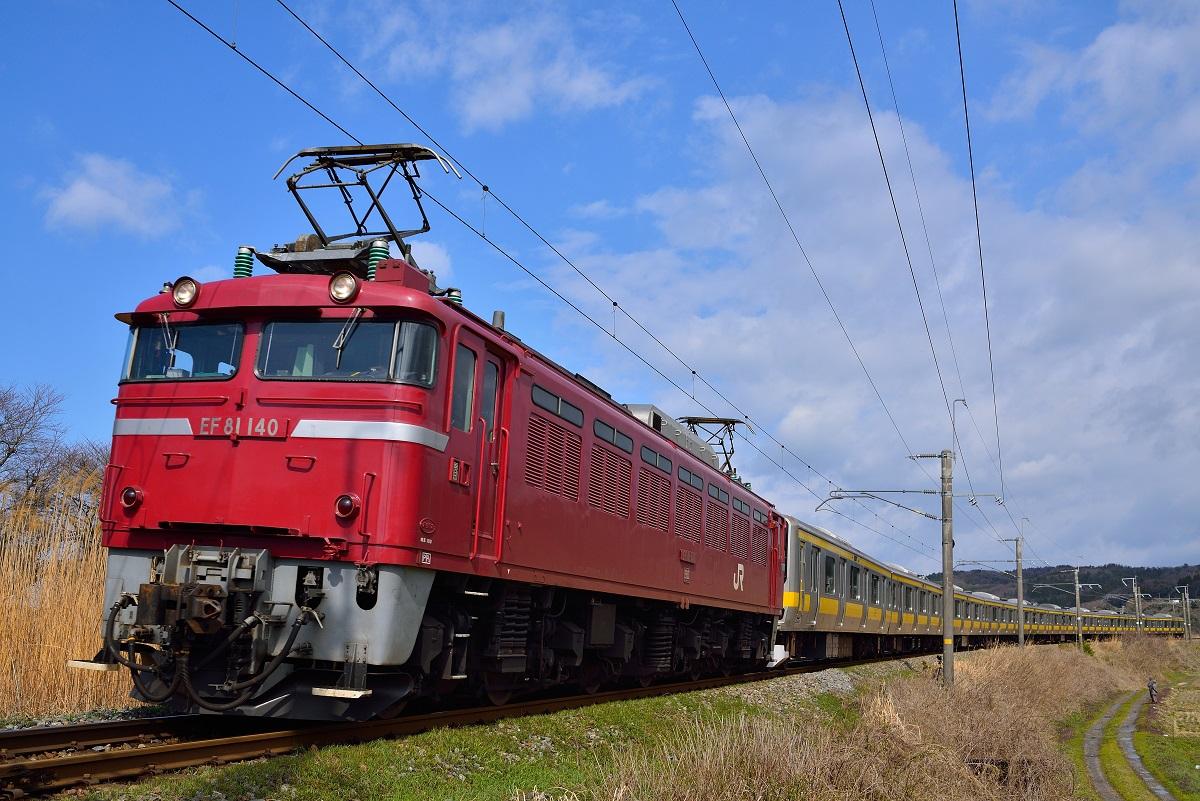 E231系0番台B12編成 6M4T化改造終えAT出場
