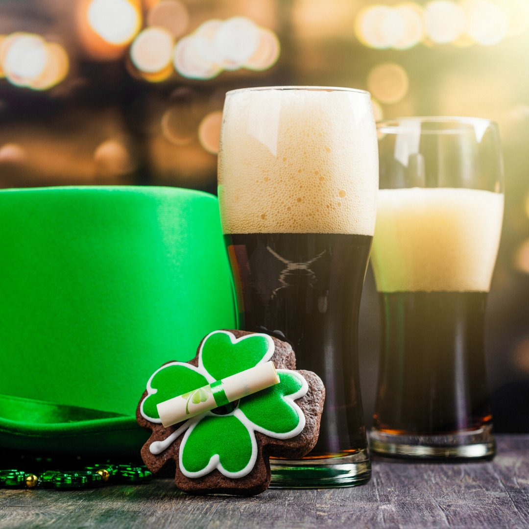Sláinte! May the luck of the Irish enfold you this #StPatricksDay. 🍺☘️ https://t.co/gHYfh3TE20