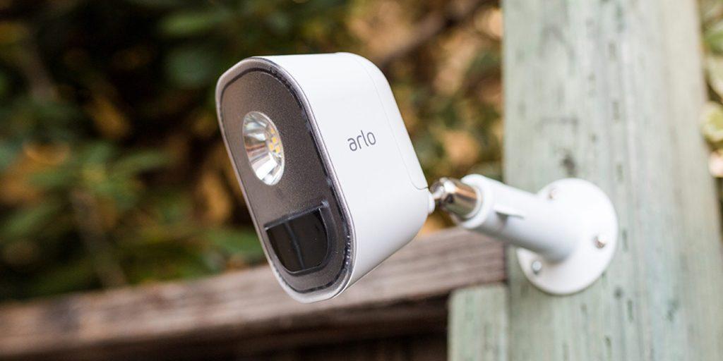 Arlo Light Security