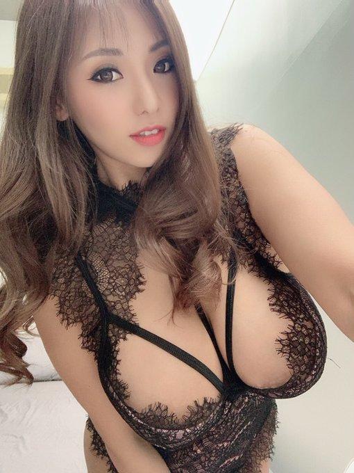 AV女優さくら悠のTwitter自撮りエロ画像10
