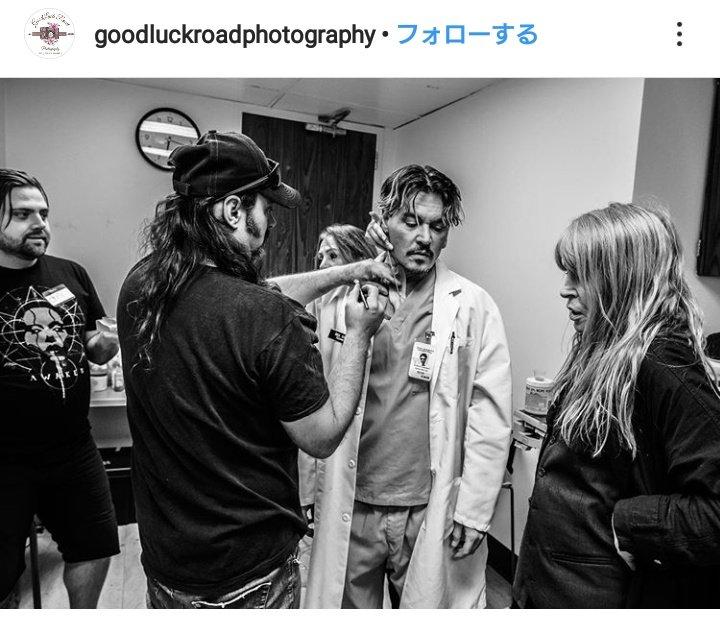 It's the zombie apocalypse or at least it feels that way. Stay safe #johnnydepp goodluckroadphotography movie feature acting set stillphotographer photographer dslr moviephoto coronavirusitalianews arcanevisionaries jerryconstantinefx  https://www.instagram.com/p/B92vlddgEq9/?igshid=t5w3idt86t86…pic.twitter.com/DMhp4u1fr9