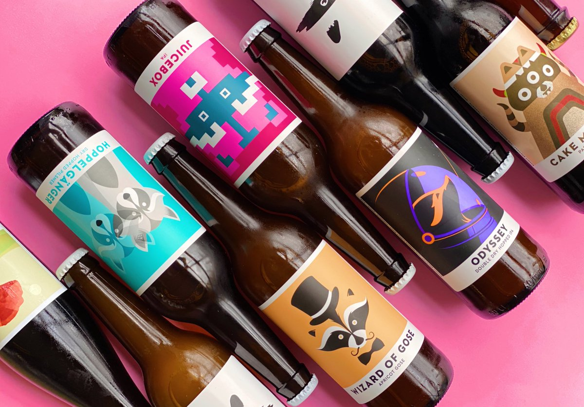 How to get your Bandit fix these days:   - Bottle Shop, open daily 11-11 - Online Store https://t.co/7Qjnp0ET7Q  - @foodora_ca for our Toronto friends.  Thank you for continuing to support us and others in our community. It means the world. https://t.co/6SEMSUgyyG