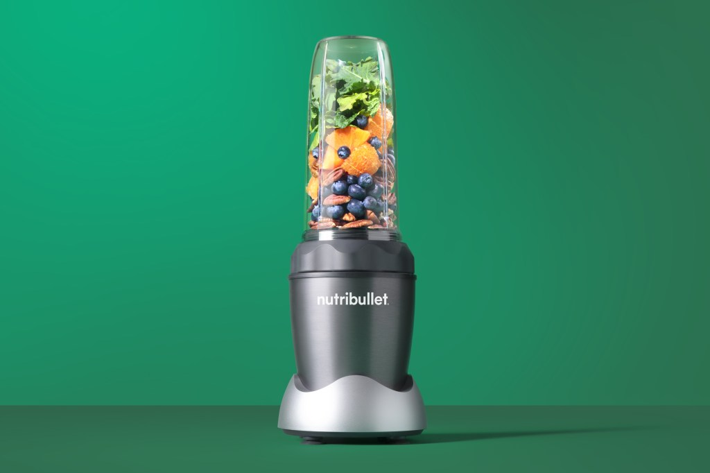 New: Nutribullet's website was hacked with credit card stealing malware. by @zackwhittaker
