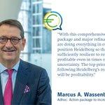 Image for the Tweet beginning: CFO Marcus A. Wassenberg adds