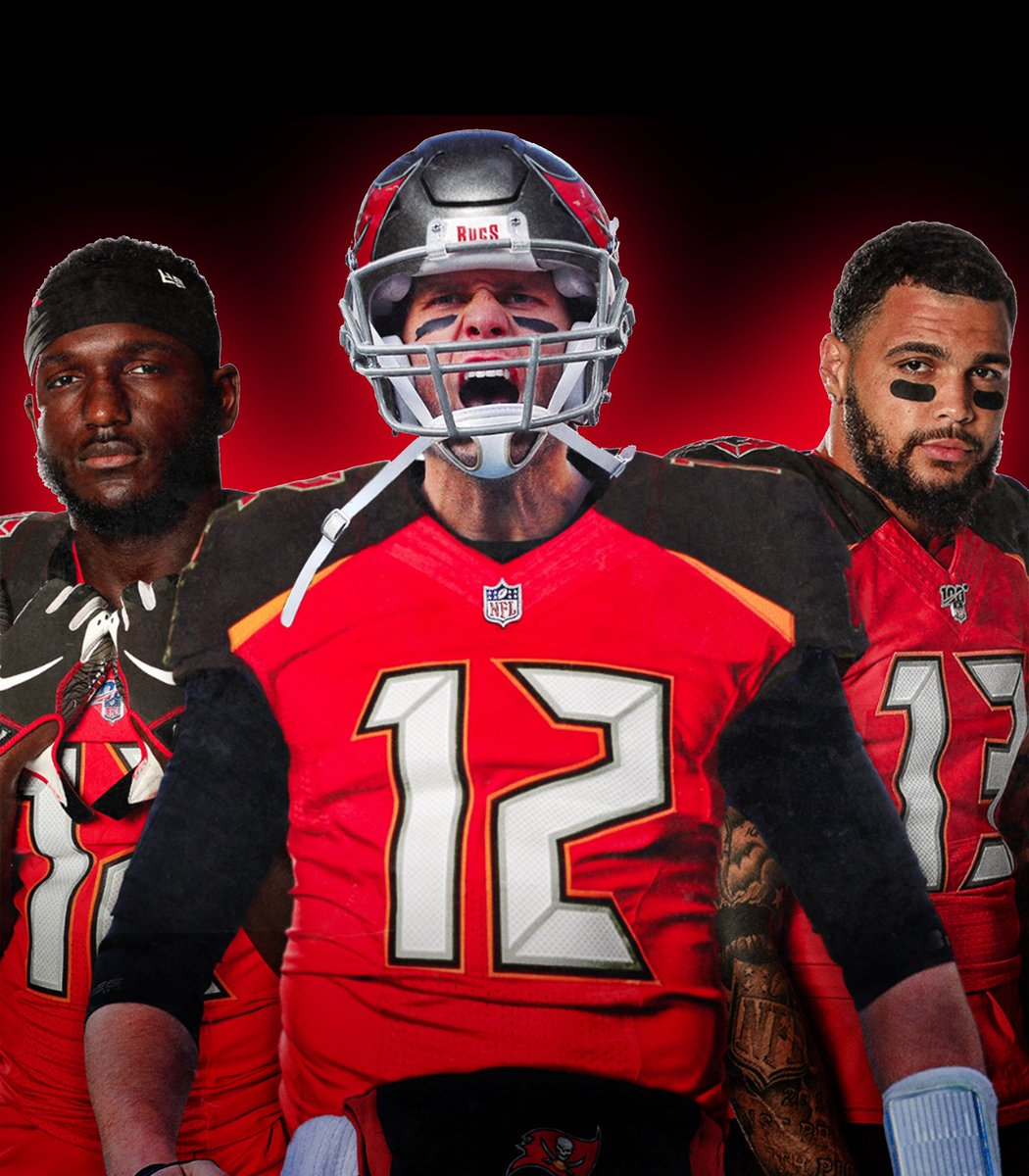 If you weren't with the Bucs when they went 7-9, don't be with them when they go 8-8 😤