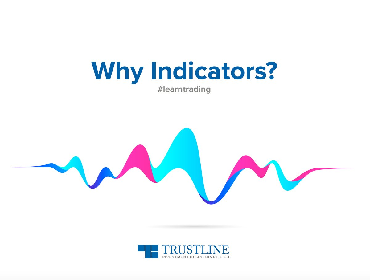 Indicators are trading systems developed by successful traders. While Leading Indicators signal the possible occurrence of an event, Lagging indicators confirm an ongoing trend. Eg. RSI #learntrading  https://www.trustline.in/financial-markets …