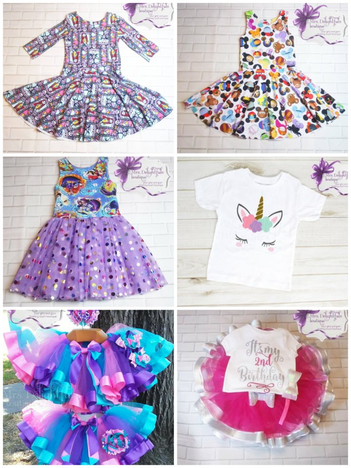 Don't forget to us @Mrsdelightfulsboutique as your custom made birthday shop. #mrsdelightfulsboutique #handmade #boutiquebows #hairbows #bowsbowsbows #fashionkids #boutiqueclothing #boutiquebowsforsale #oneofakind #headbands #birthday #tutu #tutuskirt #smallbusinesspic.twitter.com/hDTR9cpD0L