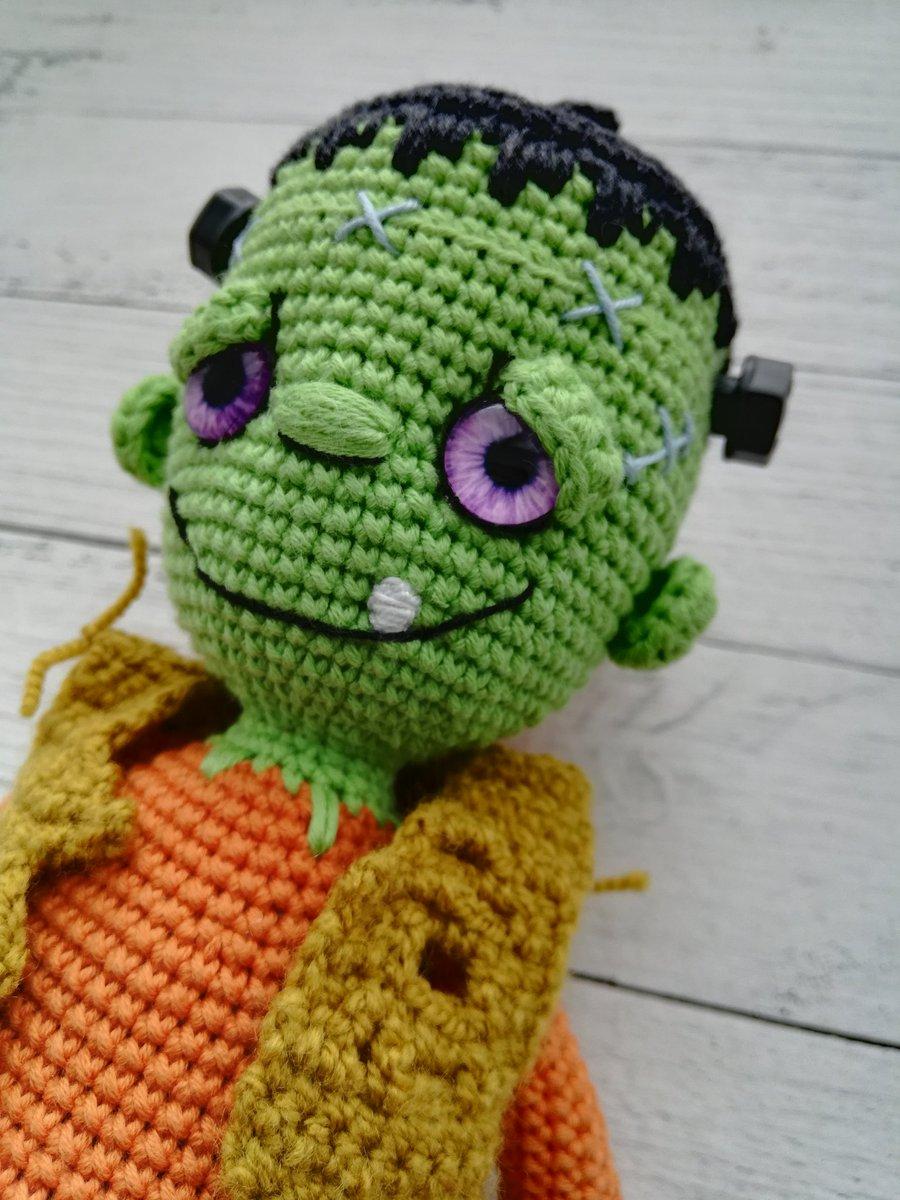 "Amigurumi – Minimee Crochet Zombie ""Ouk"" - premium & free patterns ...   1200x900"