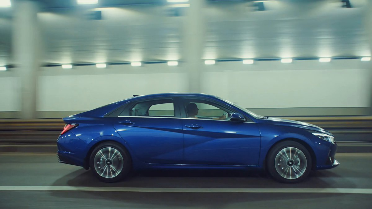 With striking lines and integrated tech to transform your drive, the all-new 2021 Elantra invites you to #MoveBoldly.   See more: https://t.co/iI1HY2EUlW  Available September 2020. Preproduction model with optional features shown. https://t.co/Ufr68X3kgJ