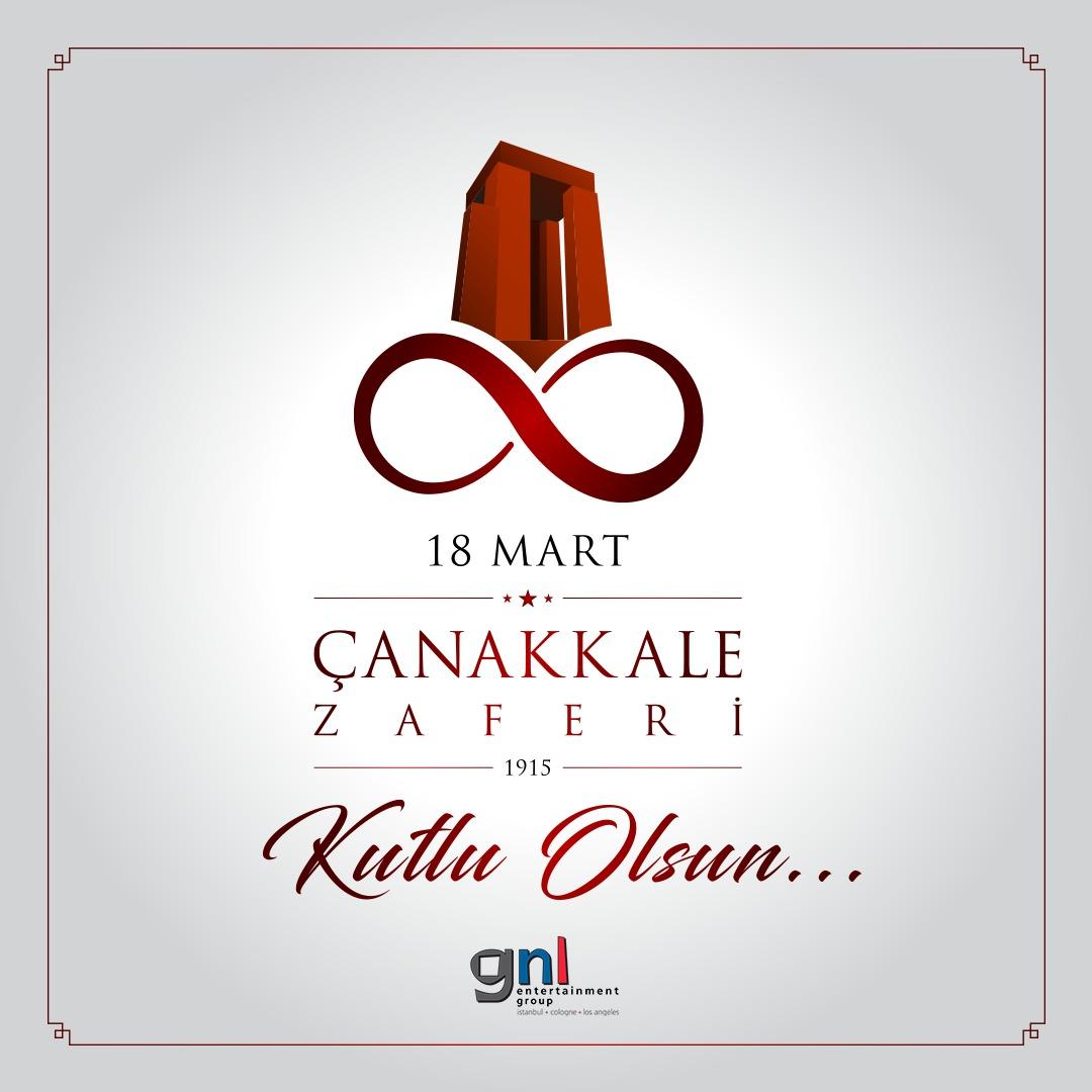 18 Mart Çanakkale Zaferi'nin 105. yıldönümünde, başta Ulu Önder Mustafa Kemal Atatürk olmak üzere tüm şehitlerimizi saygıyla anıyoruz. #18Mart https://t.co/ScXi4NUqA5