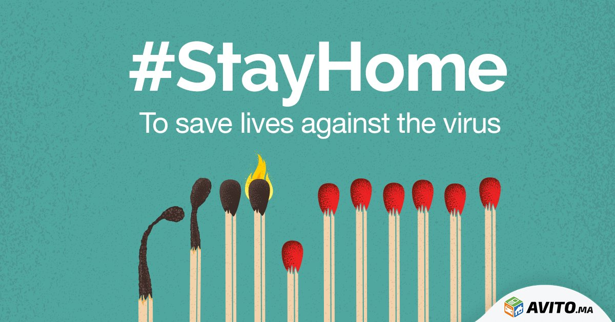 The virus doesn't move around, we do ! #stayhomesavelives #StayHome #restecheztoi https://t.co/VqukyJnFhI