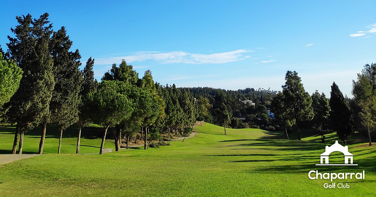 Surrounded by a natural Mediterranean forest and with a wide variety of holes for players of all levels!  #ChaparralGolf #GolfClub #Golf #SimplyChaparral #CostaDelSol #Málaga #Mijas #CostaDelGolf #GolfSwing #GolfAddictpic.twitter.com/ukpr2TOU0X