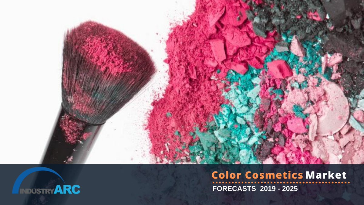 Growing Demand for Natural and Organic Beauty Products Fueling the Demand for Growth of the Color Cosmetics Market. https://lnkd.in/g9_9jWr  #NaturalBeautyProducts #OrganicBeautyProducts #BeautyProducts #ColorCosmetics #Healthcare #Beautycare #marketresearch #IndustryARCpic.twitter.com/OYedy6AlQV