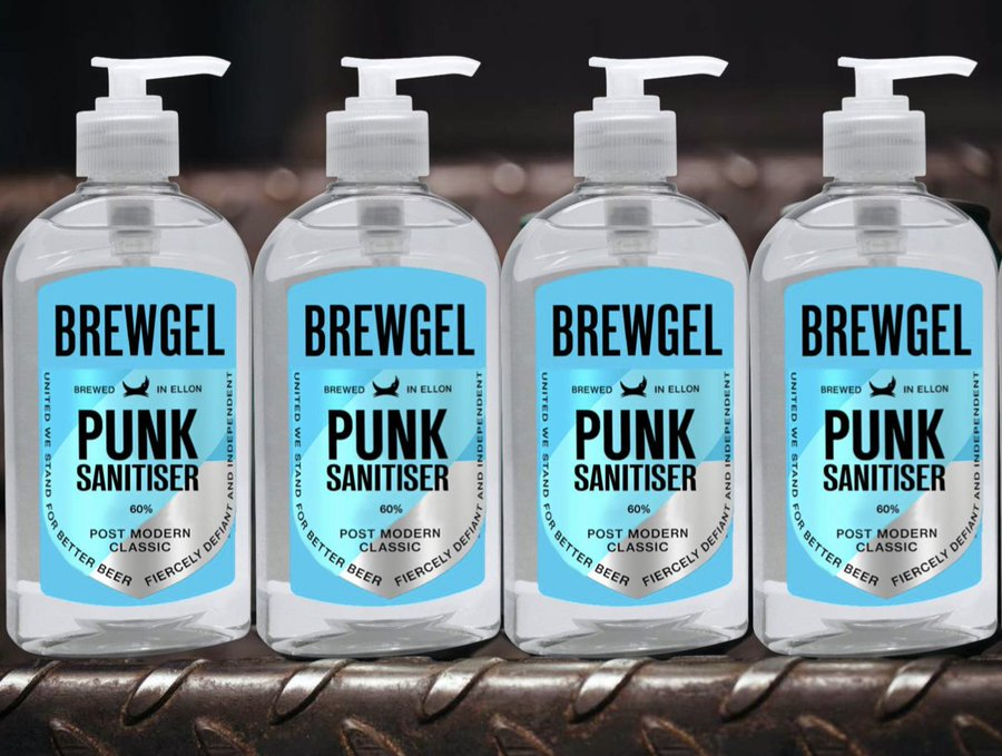 European brewers and distillers switch production from booze to hand sanitizer