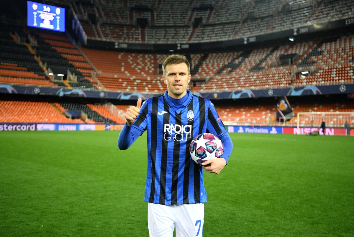 "🗣 Cassano: ""If Ilicic met Gasperini 10 years ago, he could've been one of the five strongest footballers in the world.  ""He's not hyped by the press because he plays for Atalanta. If we see what Dybala has done in the last three years and what Ilicic has done, Ilicic wins 10-0."" https://t.co/Uxyd6wskNo"
