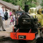 Image for the Tweet beginning: Ravenglass Eskdale Railway: Adventures Await
