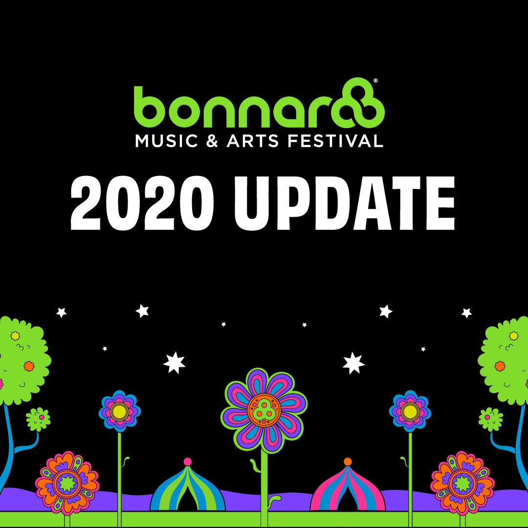 Bonnaroo 2020 dates