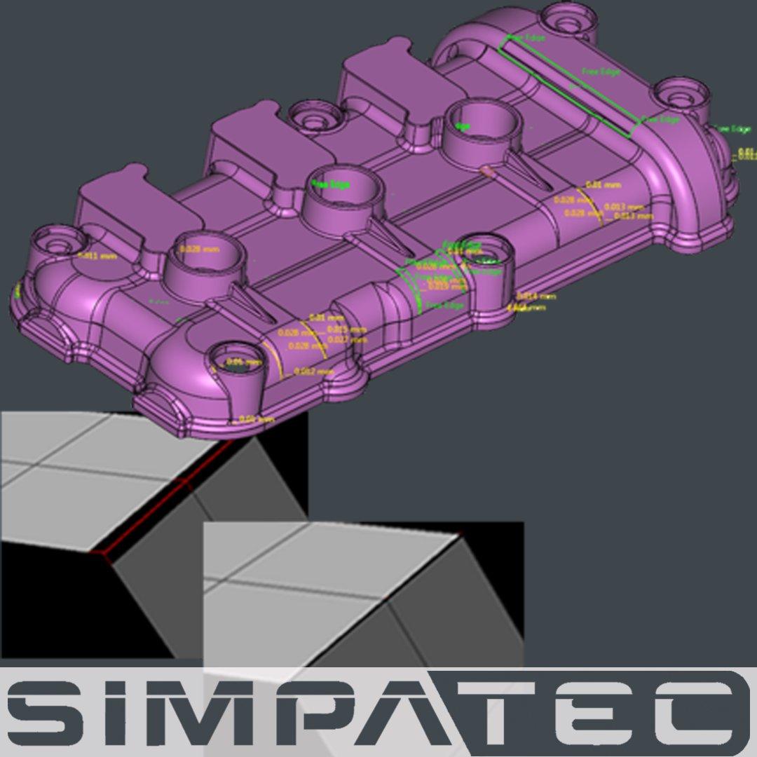 VOLLAUTOMATISCHE VEREINFACHUNG __ mit 3D_Evolution, der führenden Software Suite für Multi-CAD-Umgebungen ... https://buff.ly/2Qp8RfE  #thermoplastics #advanced #processes #Moldex3D #technology #SimpaTec #energy #evolution #CAD #conversion #easy @CoreTechnologiepic.twitter.com/4EF7hwNwge