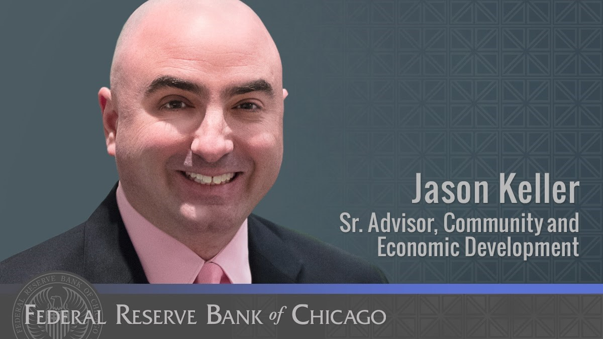 #FedFiles: Senior advisor Jason Keller is the #economicdevelopment director for Illinois on our community development team. https://t.co/V4t3W89EUa https://t.co/OvhYW6LEpo