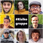 Image for the Tweet beginning: Hi, wir sind's, die #Risikogruppe.