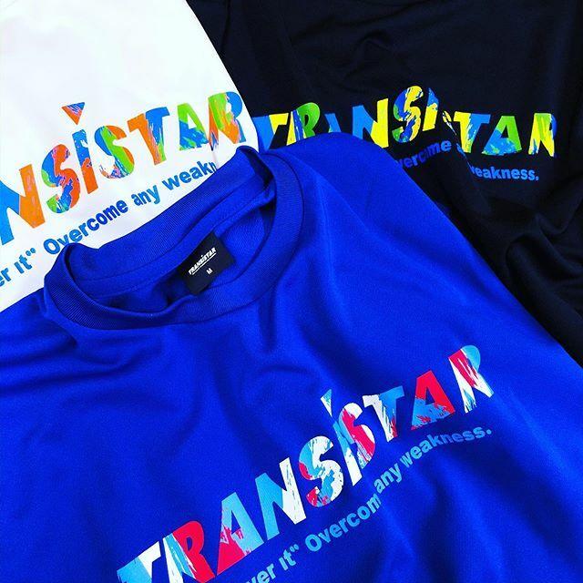 【New Arrival】  T-shirt「PAINT」 3colors ¥3,500+tax  #transistar #handball #handballjp #ハンドボール #2020SS #新作 https://ift.tt/2x92q9Dpic.twitter.com/N9FNxzH6hU