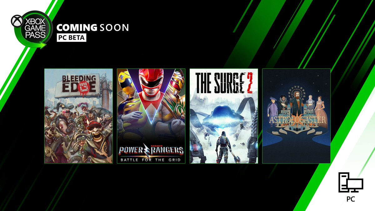 """Xbox Game Pass For PC on Twitter: """"More games? Coming soon? It's more  likely than you think. https://t.co/KA4CmvEBDC… """""""