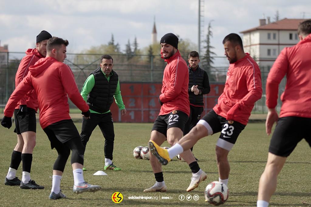 Eskişehirsporlu futbolcular kontrol edilecek