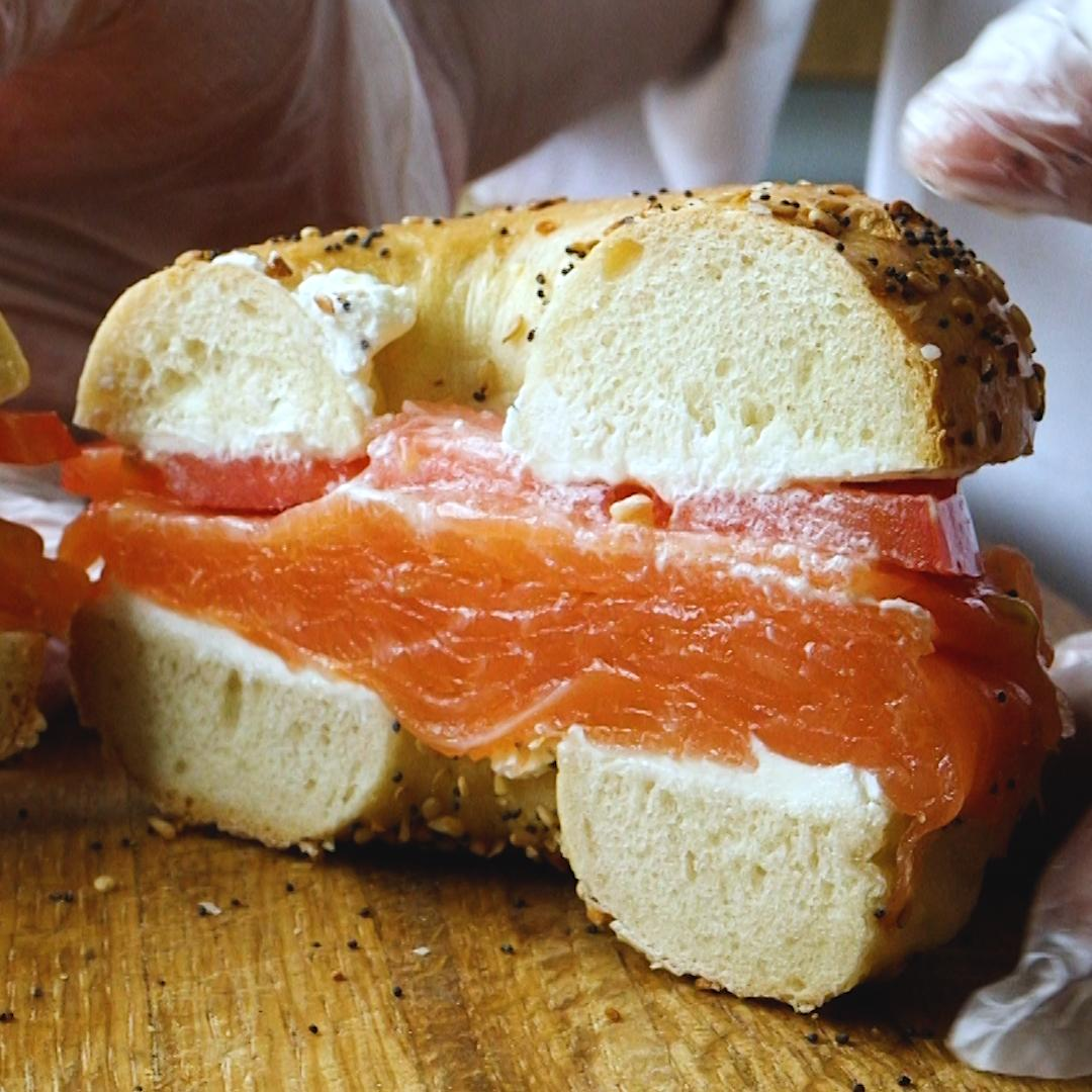 Why Russ & Daughters has the best bagel and lox in NYC