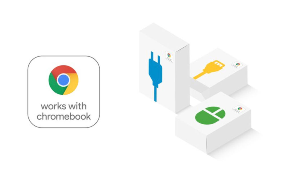 Google debuts 'Works With Chromebook' badge for accessories