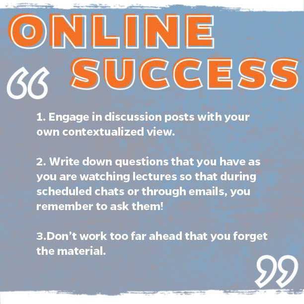Agronomy student, Stacy Swartz, shares her top three tips for online success! #covid19 #keeplearning