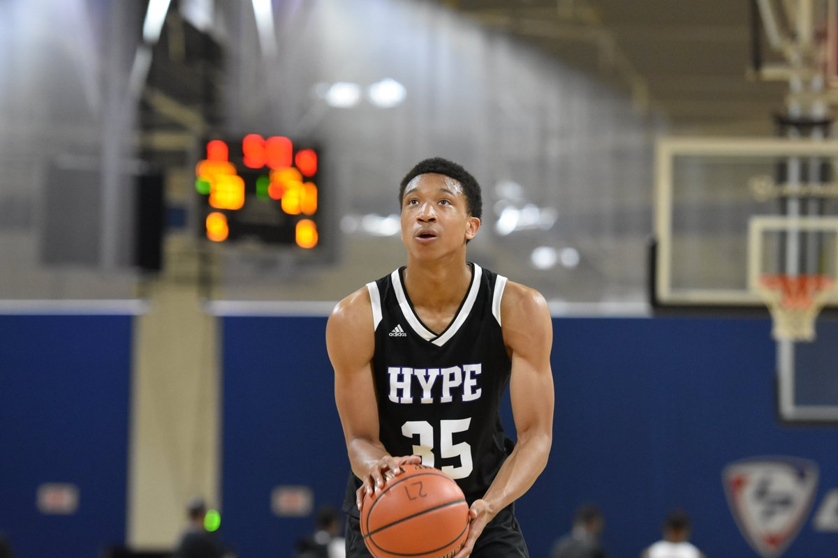 #LakePointHoops Alum Update  Matthew Cleveland @MCleveland35  • 2019 #LPTipOff/#BattleForGeorgia standout • 25+ scholarship offers • 3-A @OfficialGHSA state champion at @Pace_Hoops (@coachswhite) • Participated @usabasketball mini camp in Oct 2019 https://t.co/OmbWr8mk9v