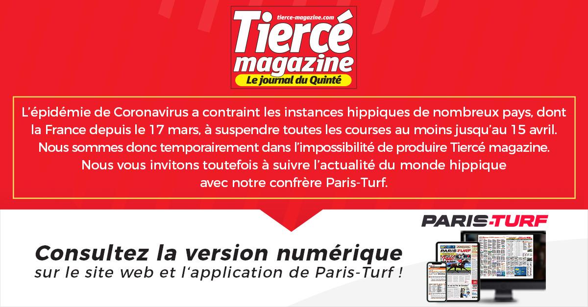Derniere minute tierce magazine