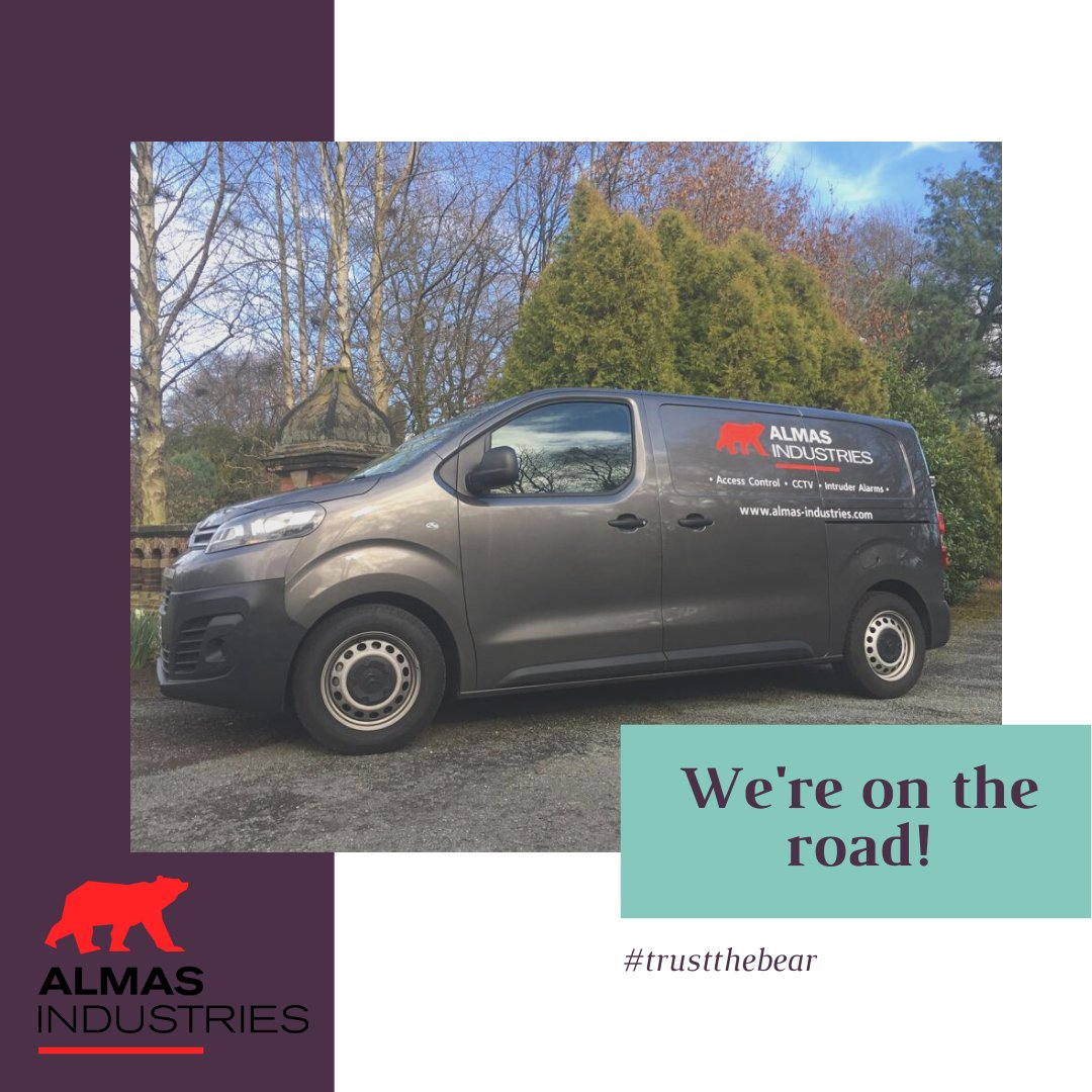 Despite the challenges we are all facing, our technicians are still on the road making sure that our customers are supported during these challenging times. Look out for our vans and give us a wave! You can #trustthebear https://t.co/AKv2mGXgWk