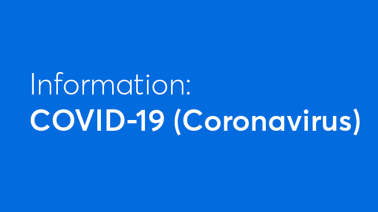 COVID-19 (Coronavirus) – Important information about events affected >>