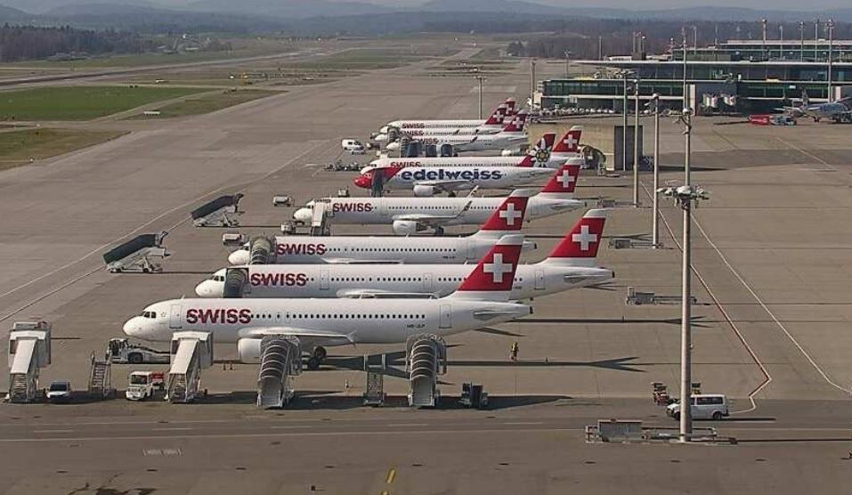 webcam airport zürich